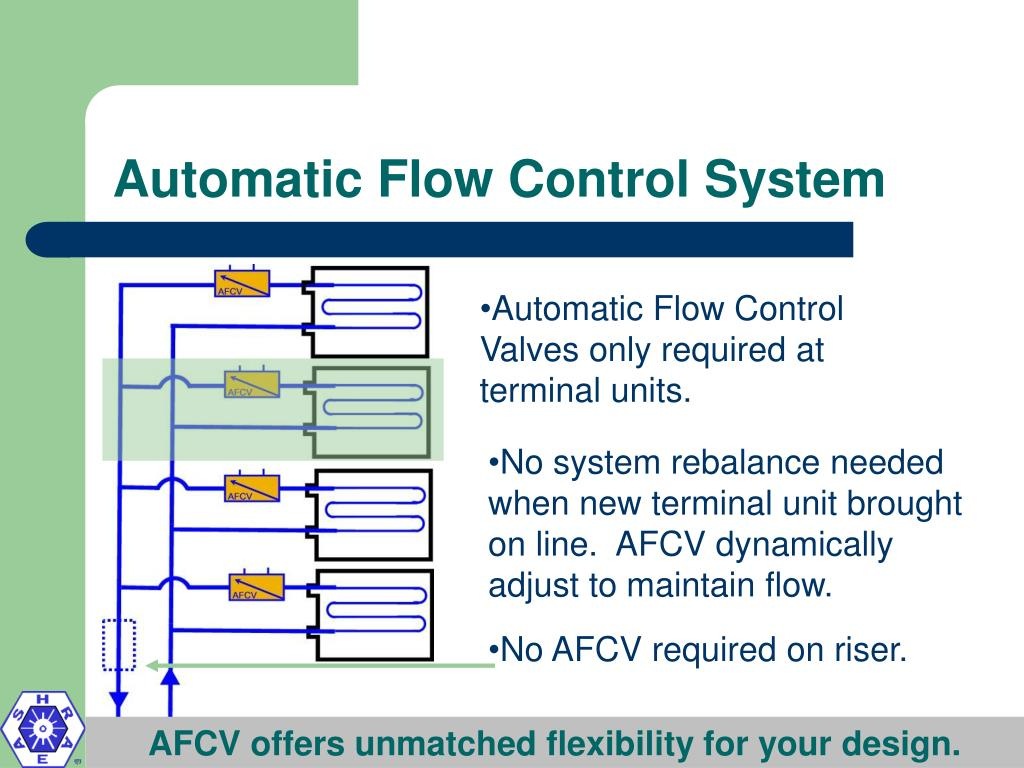 Automatic Flow Control System