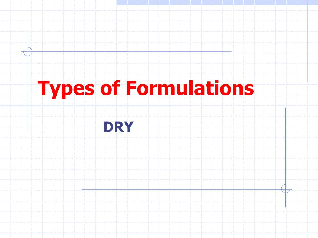 catalogue of pesticide formulation types and Pesticide registration toolkit the final classification of any pesticide product is intended to be by formulation the icsc presently contain up to three types of hazard classifications: european union (ec) hazard classification.