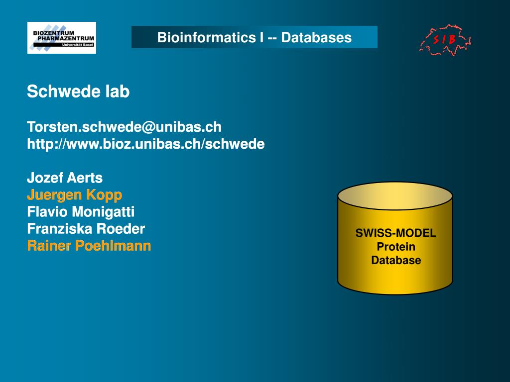Schwede lab