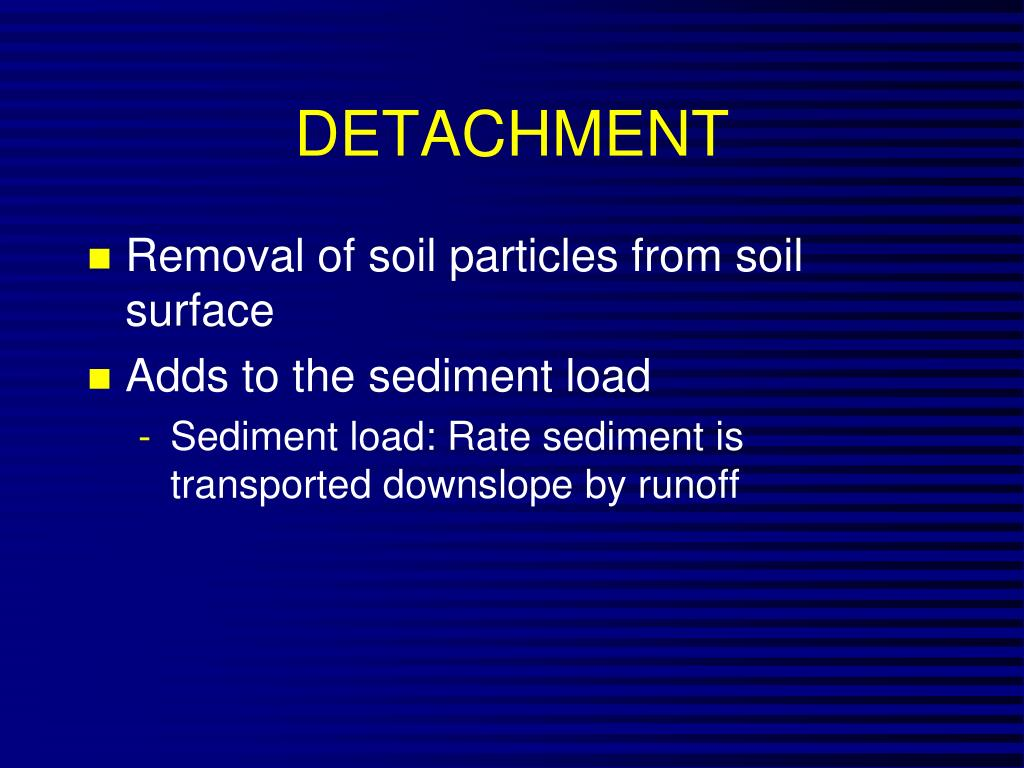 Ppt revised universal soil loss equation version 2 for Soil particles definition