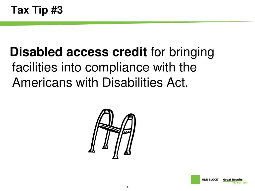Tax Tip #3
