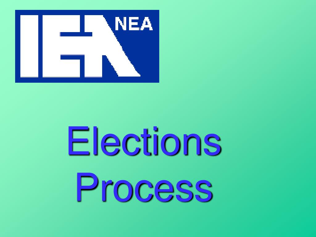 Elections Process