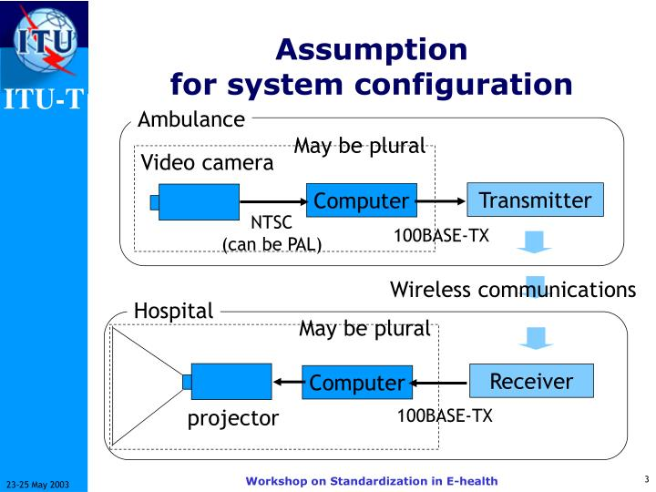 Assumption for system configuration l.jpg