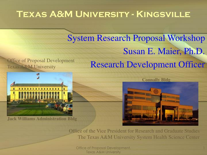Texas a m university kingsville