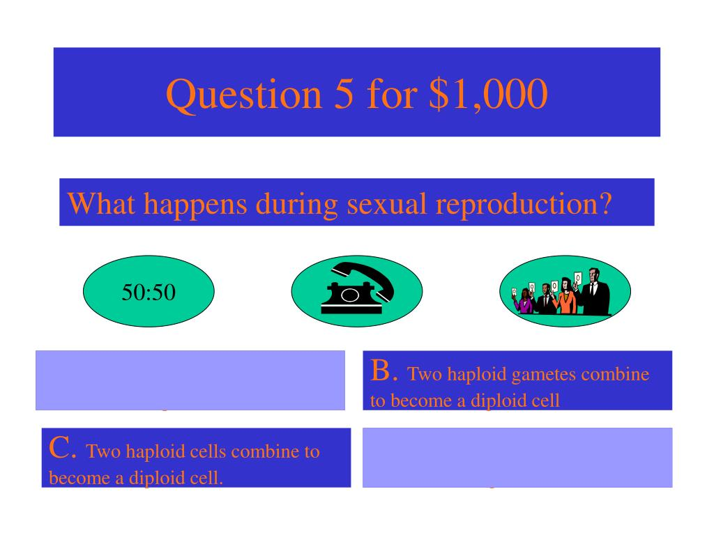Question 5 for $1,000