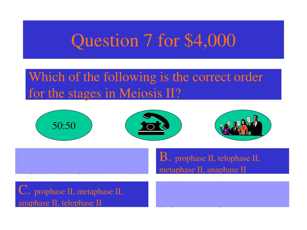 Question 7 for $4,000