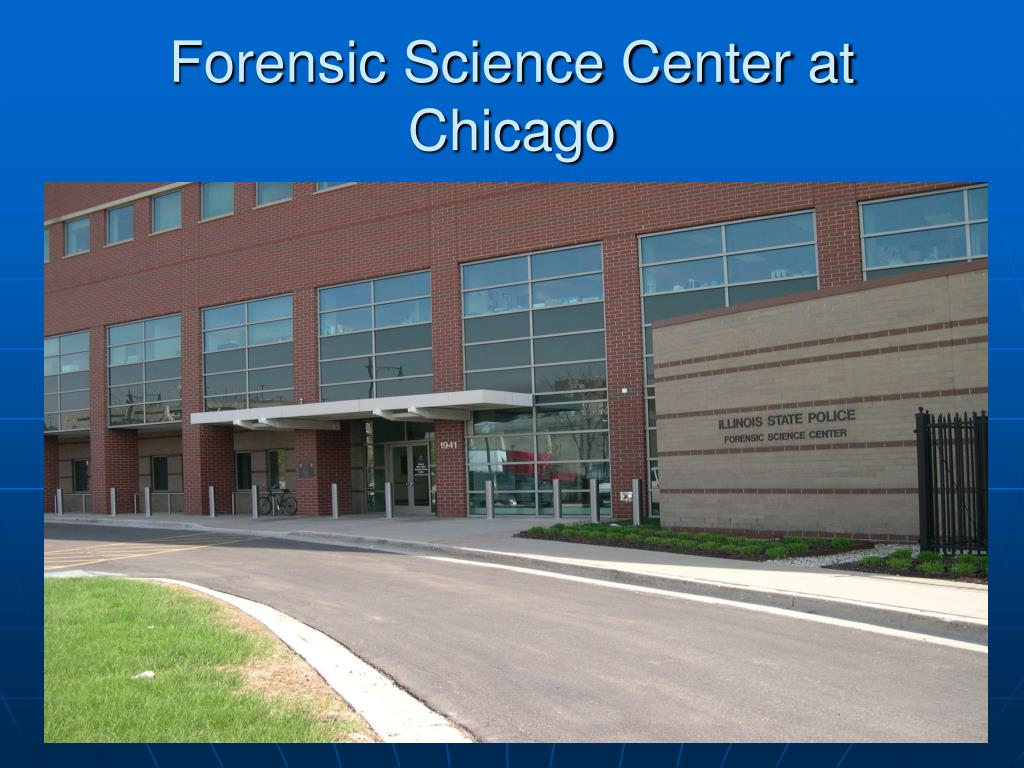 Forensic Science Center at Chicago