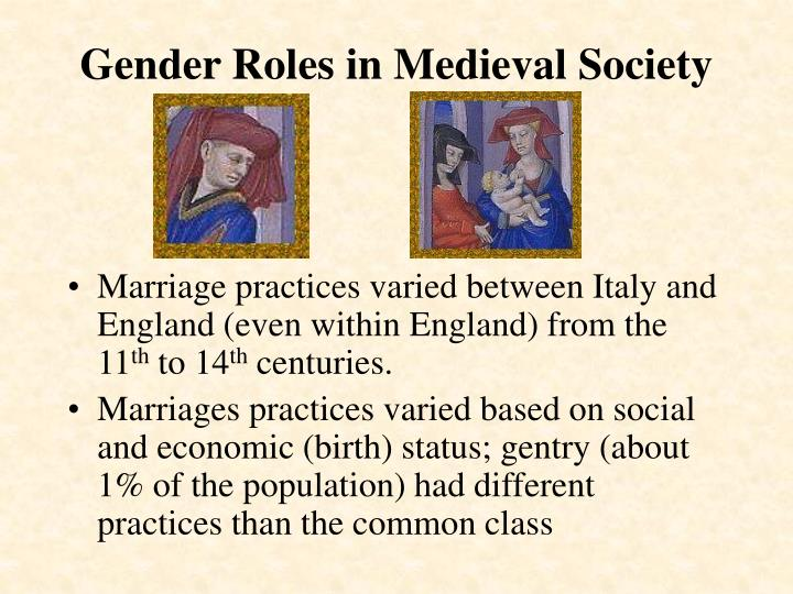 sex roles in society Chapter 12 gender, sex, and sexuality  viewing the family as the most integral component of society, assumptions about gender roles within marriage assume a .