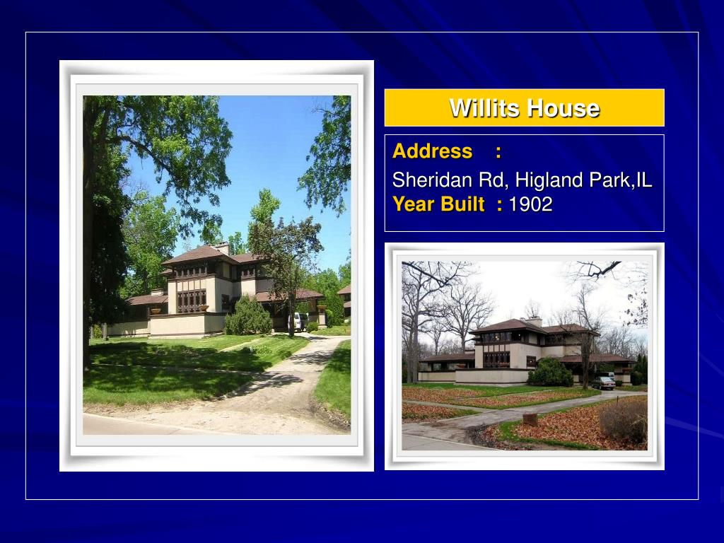 Willits House