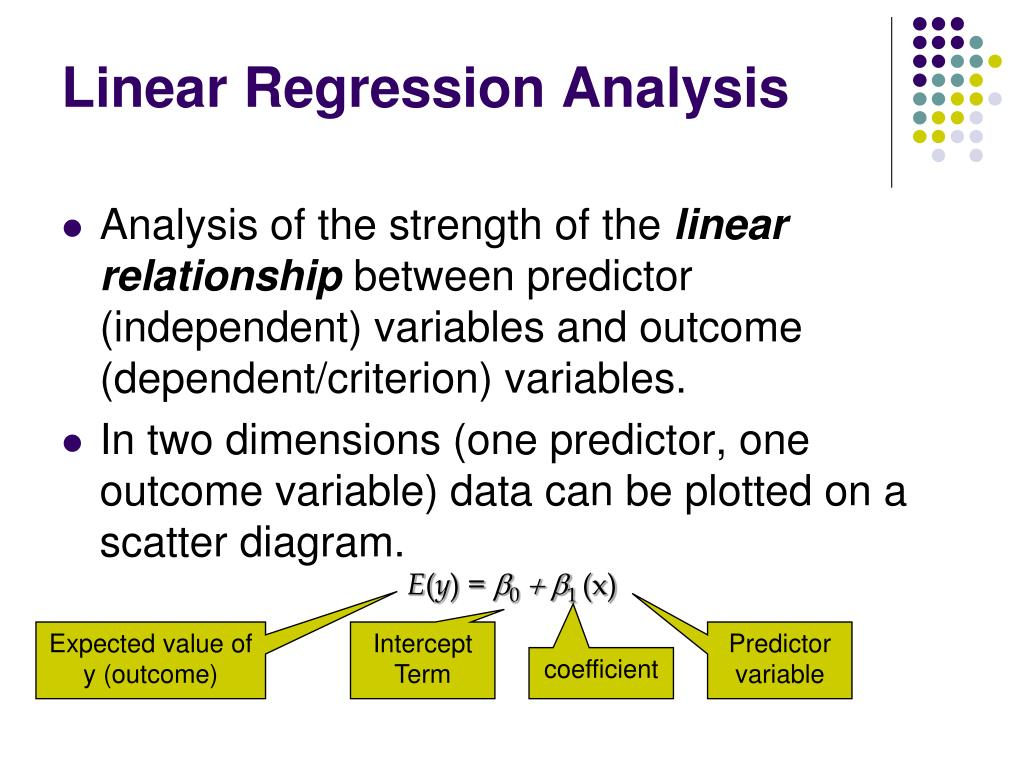 an observation of the outcomes of using regression analysis Semiparametric regression analysis of longitudinal data  using nonhomogeneous  regression modeling of longitudinal outcomes with outcome-dependent observation.