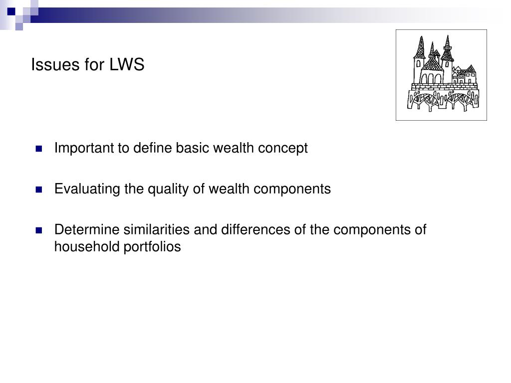 Issues for LWS