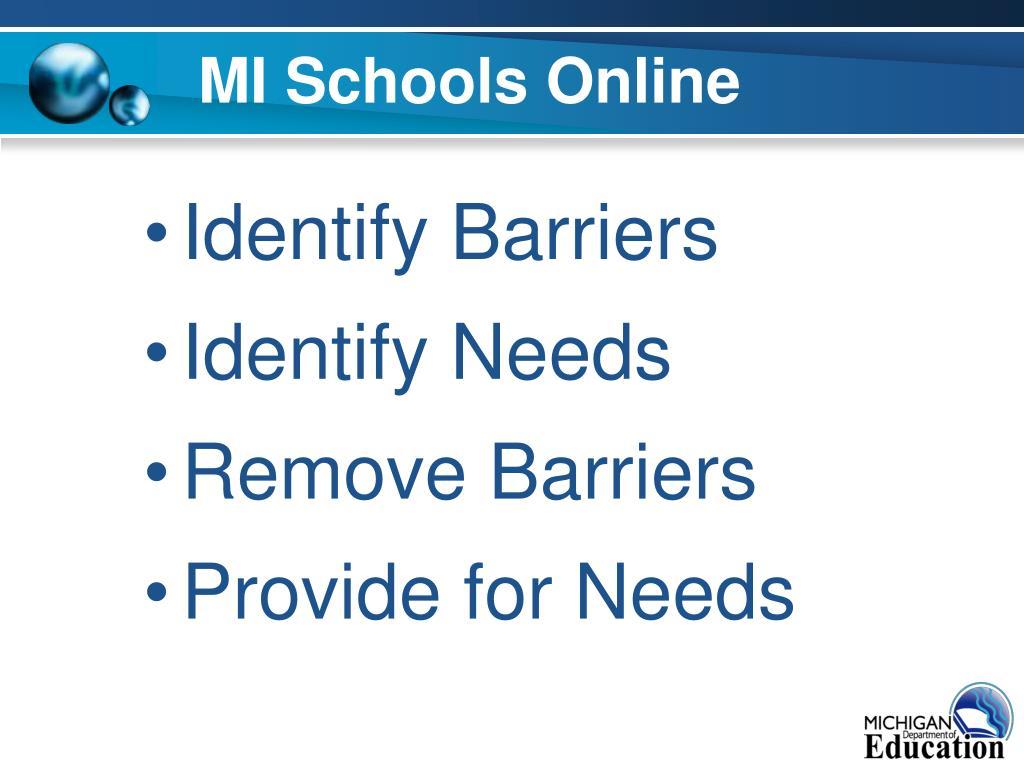 MI Schools Online