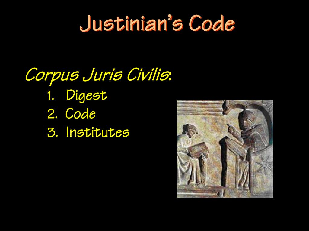 Justinian's Code