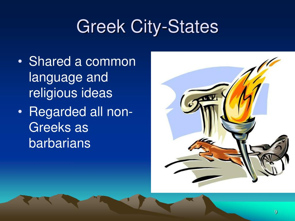 Greek City-States