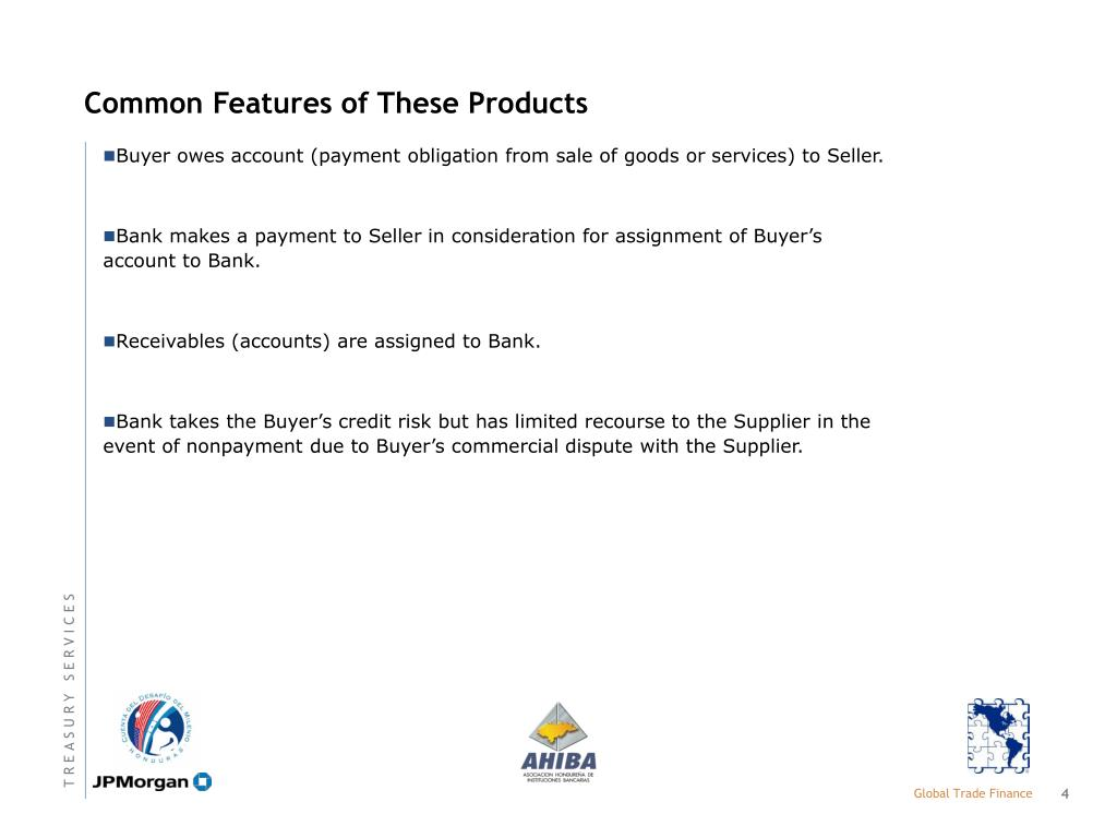 Common Features of These Products
