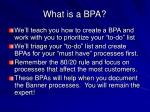 what is a bpa15