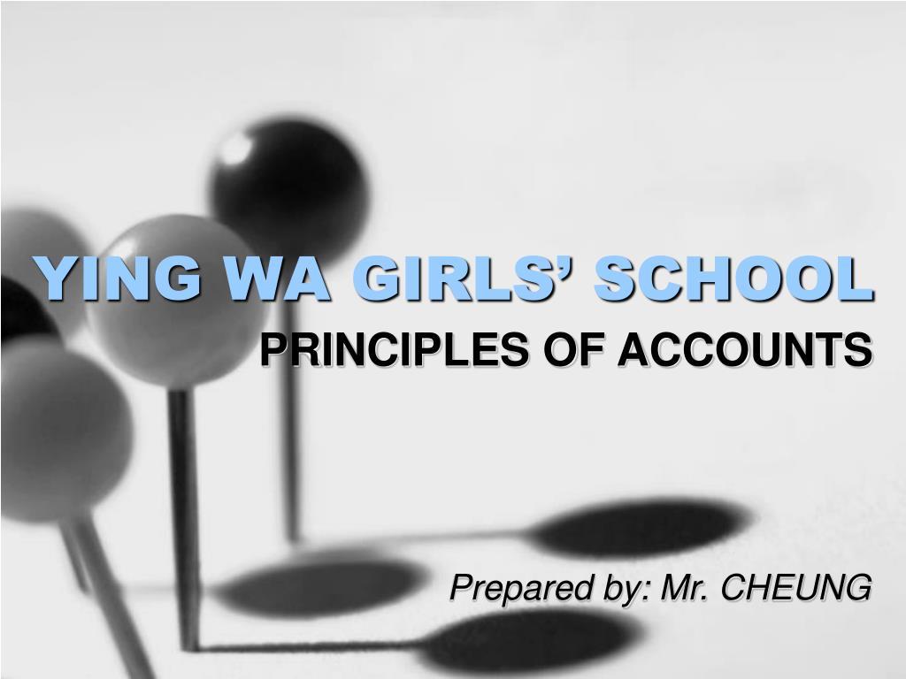 YING WA GIRLS' SCHOOL