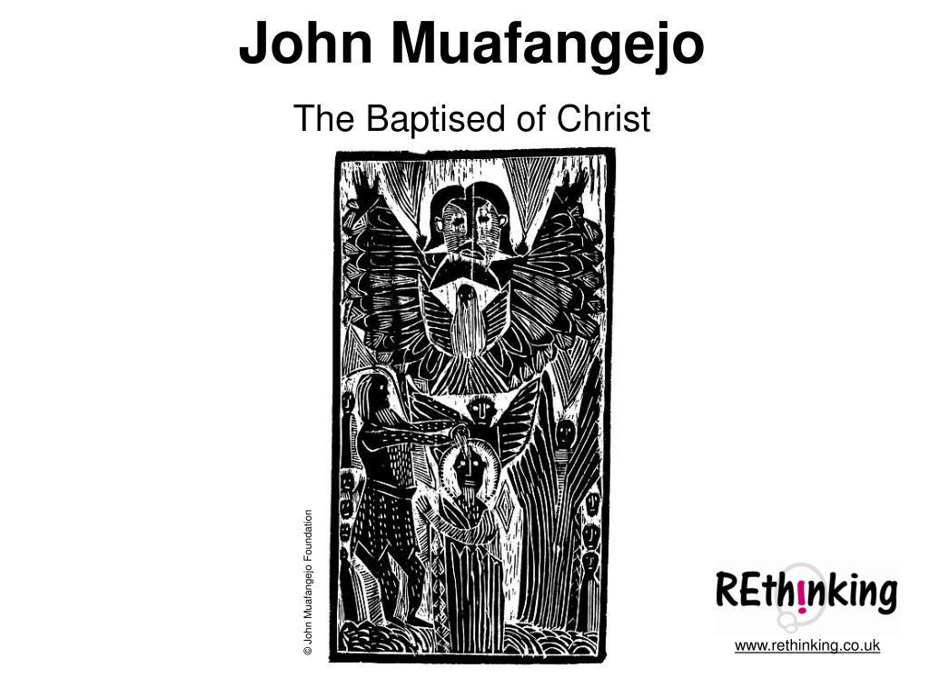 John Muafangejo