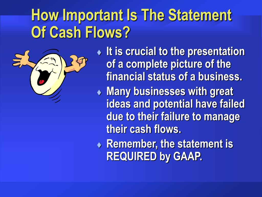 How Important Is The Statement Of Cash Flows?