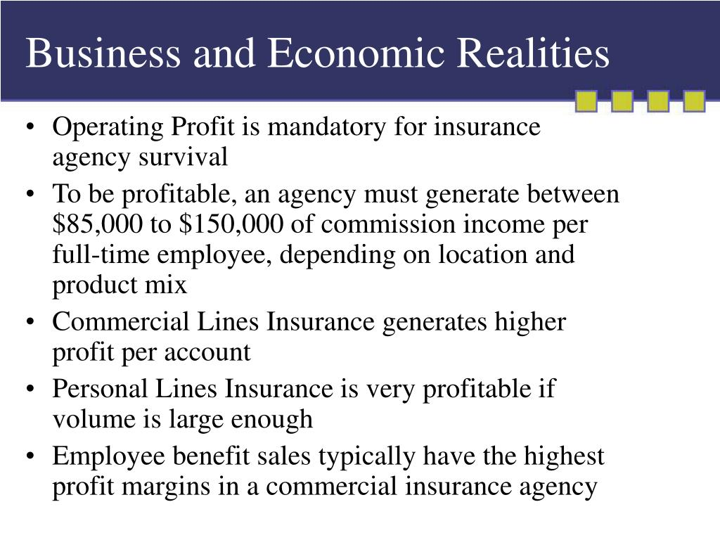 Business and Economic Realities