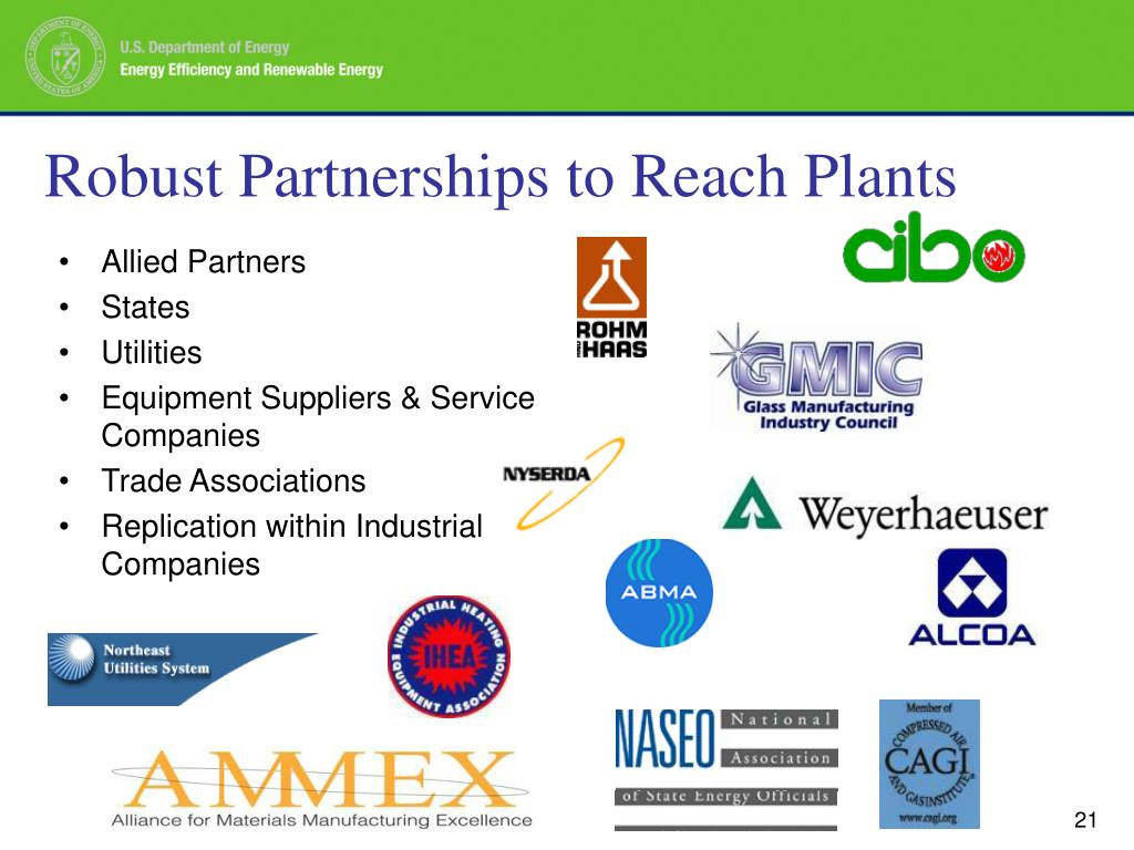 Robust Partnerships to Reach Plants