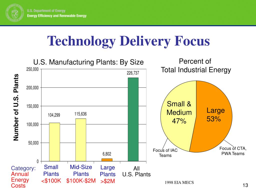 Technology Delivery Focus