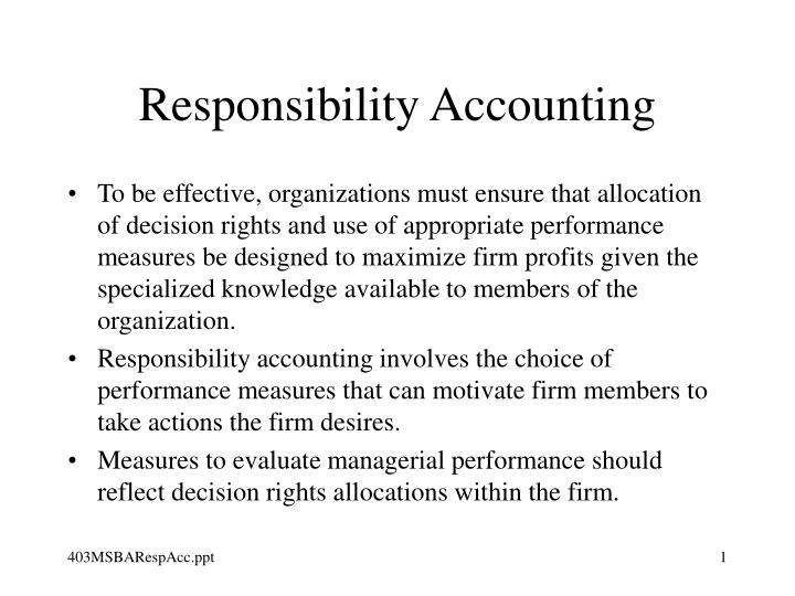 Responsibility accounting l.jpg