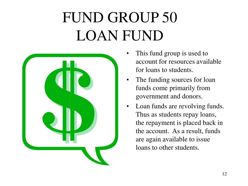 FUND GROUP 50