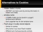 alternatives to cookies13