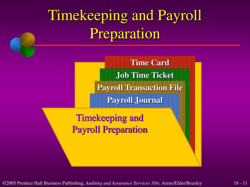 Timekeeping and