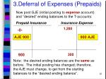 3 deferral of expenses prepaids26