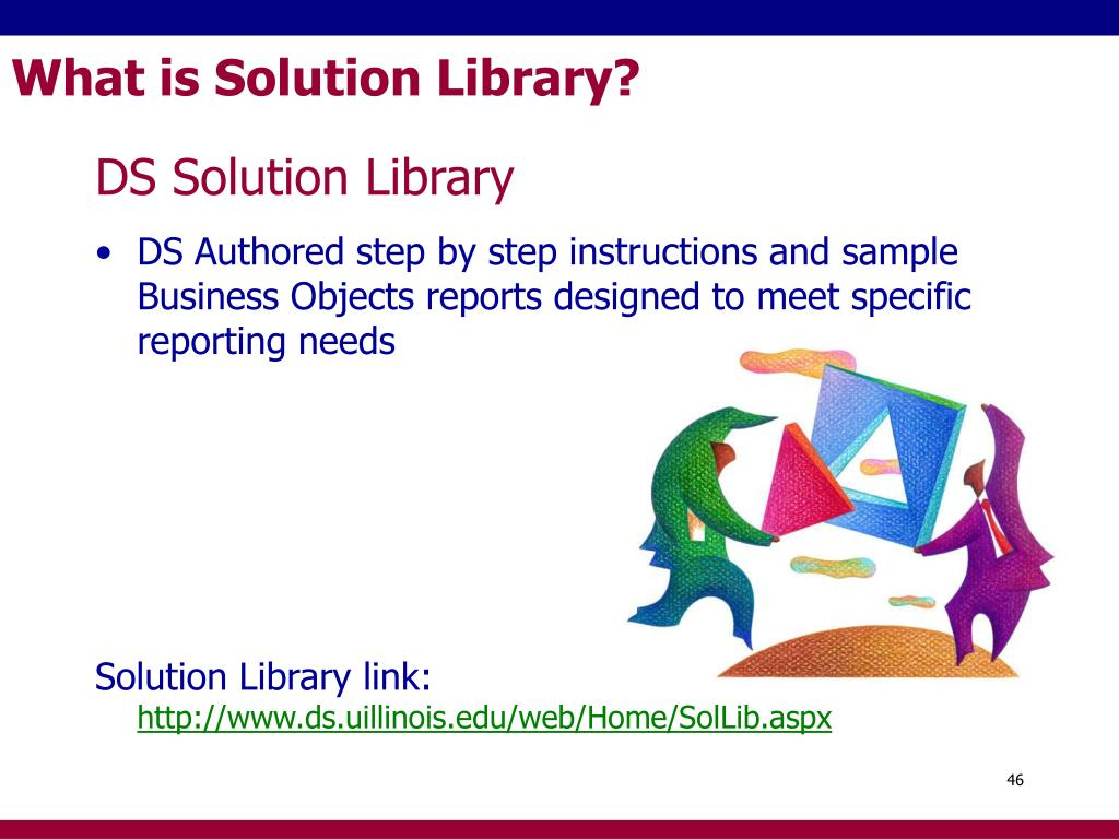 What is Solution Library?