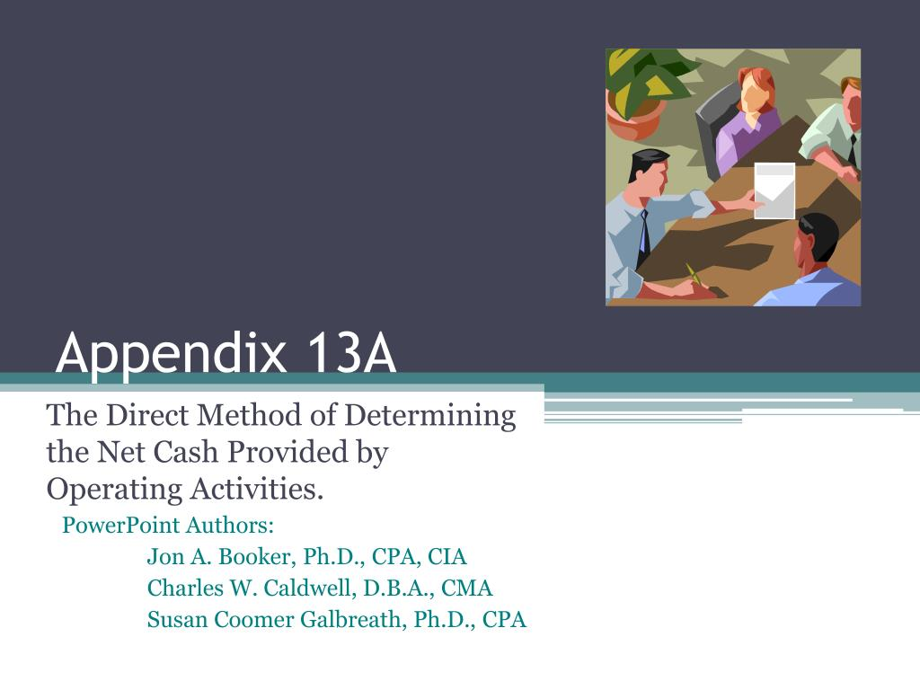 Appendix 13A