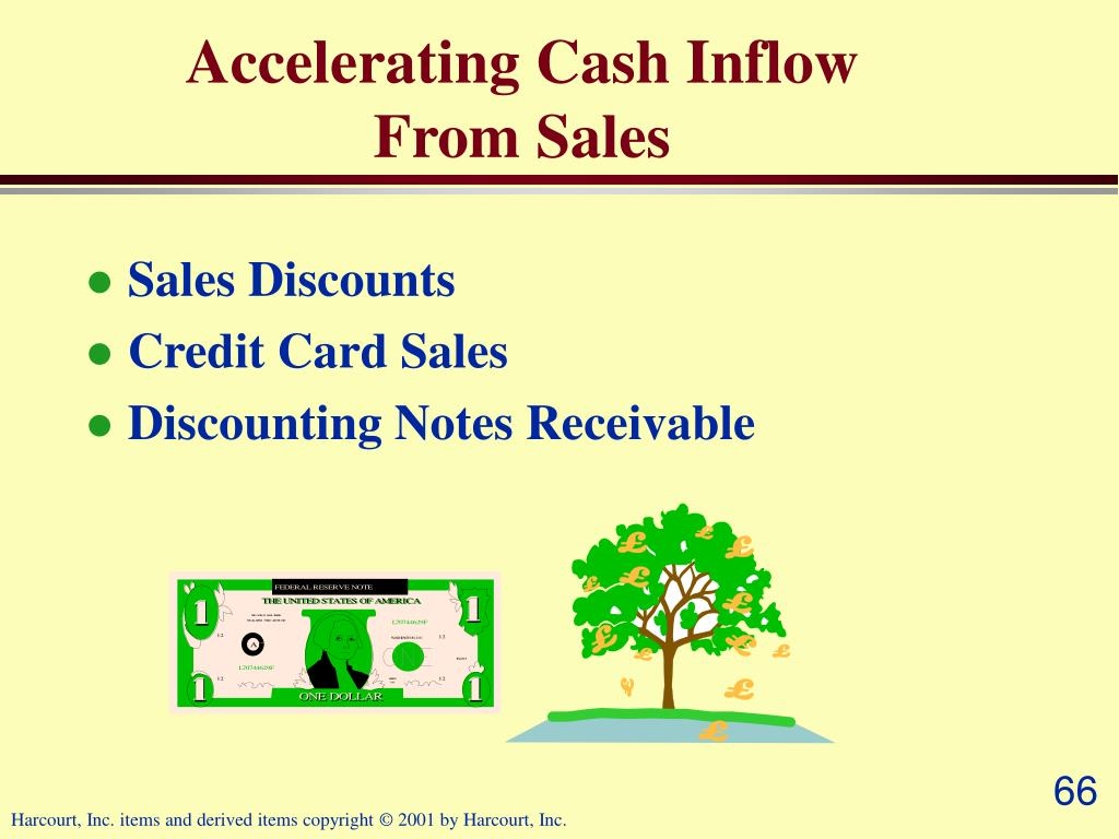 Accelerating Cash Inflow