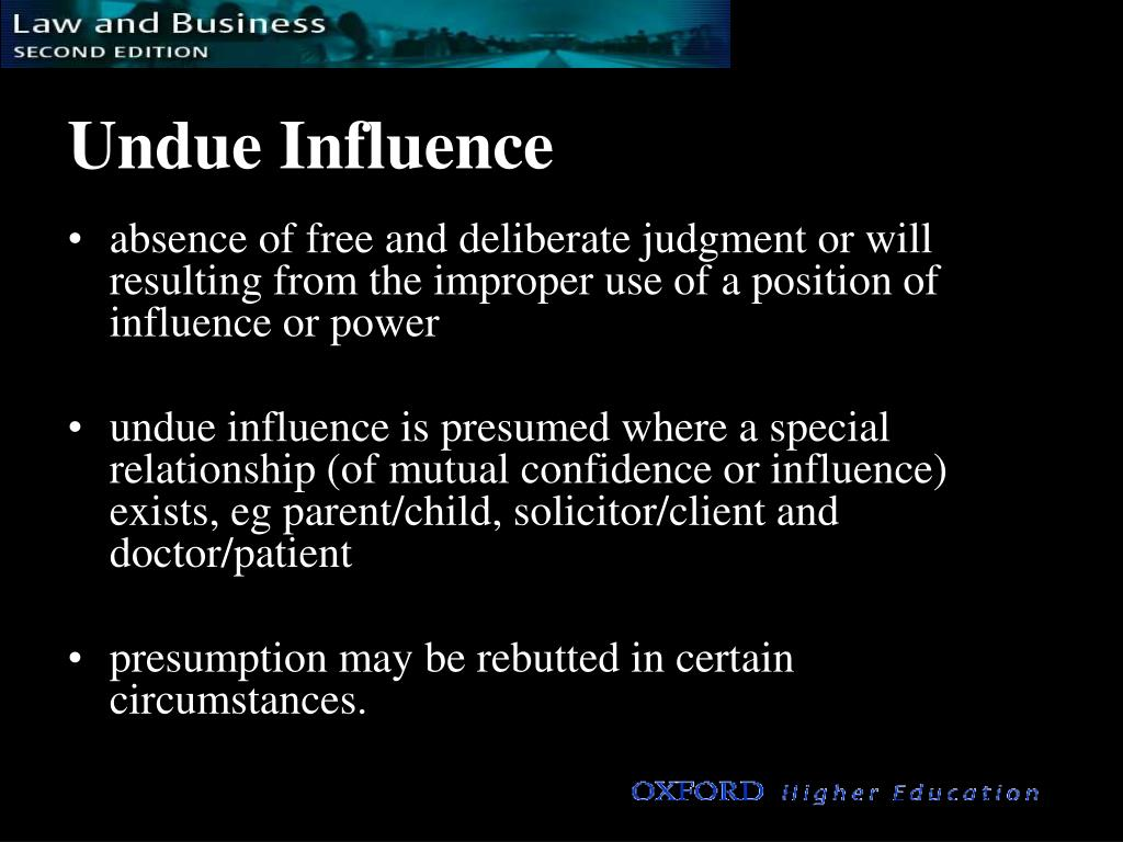 undue influence Define undue undue synonyms, undue pronunciation, undue translation, english dictionary definition of undue adj 1 exceeding what is appropriate or normal.