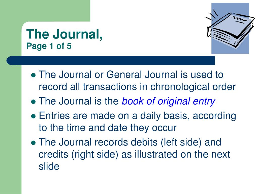 The Journal,