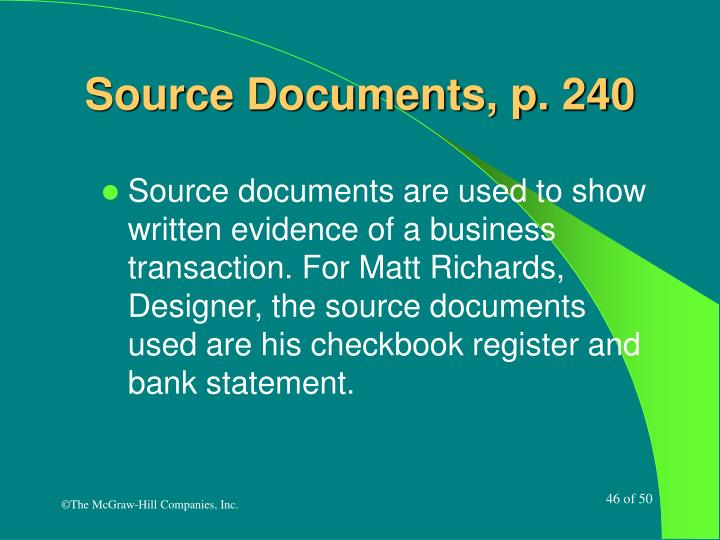 Source Documents, p. 240