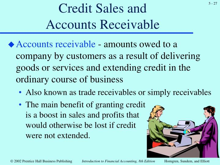 Credit Sales and