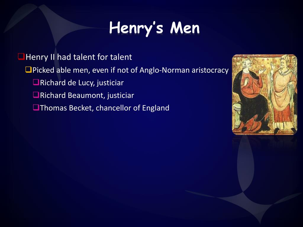 Henry's Men