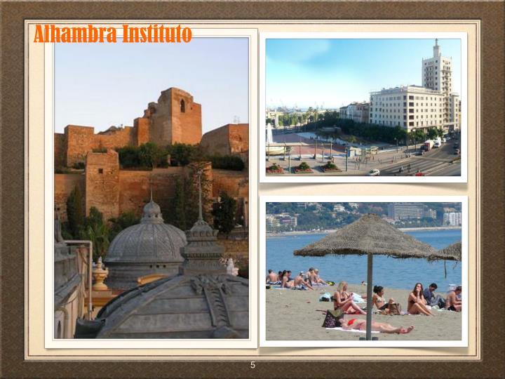 Alhambra Instituto
