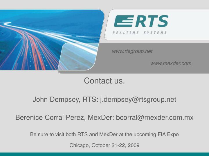 www.rtsgroup.net