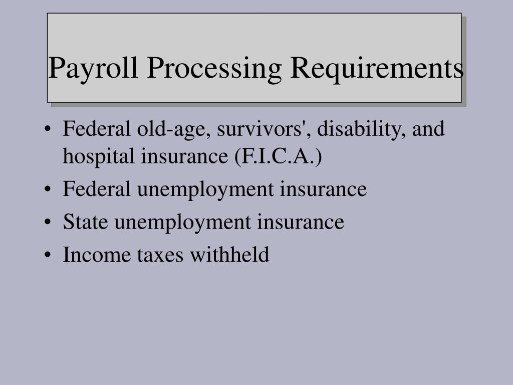 Federal old-age, survivors', disability, and hospital insurance (F.I.C.A.)