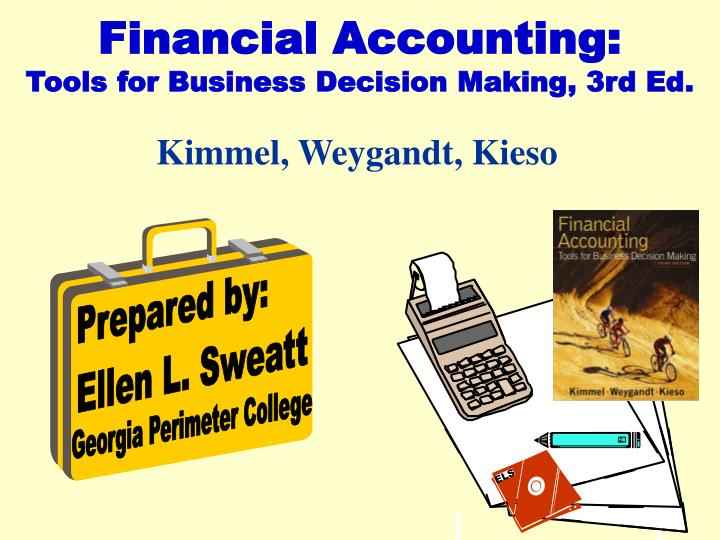 Financial Accounting: