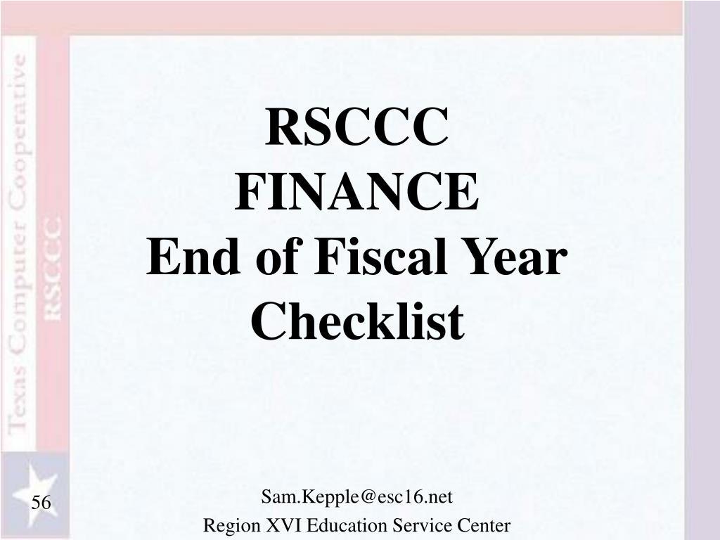 RSCCC