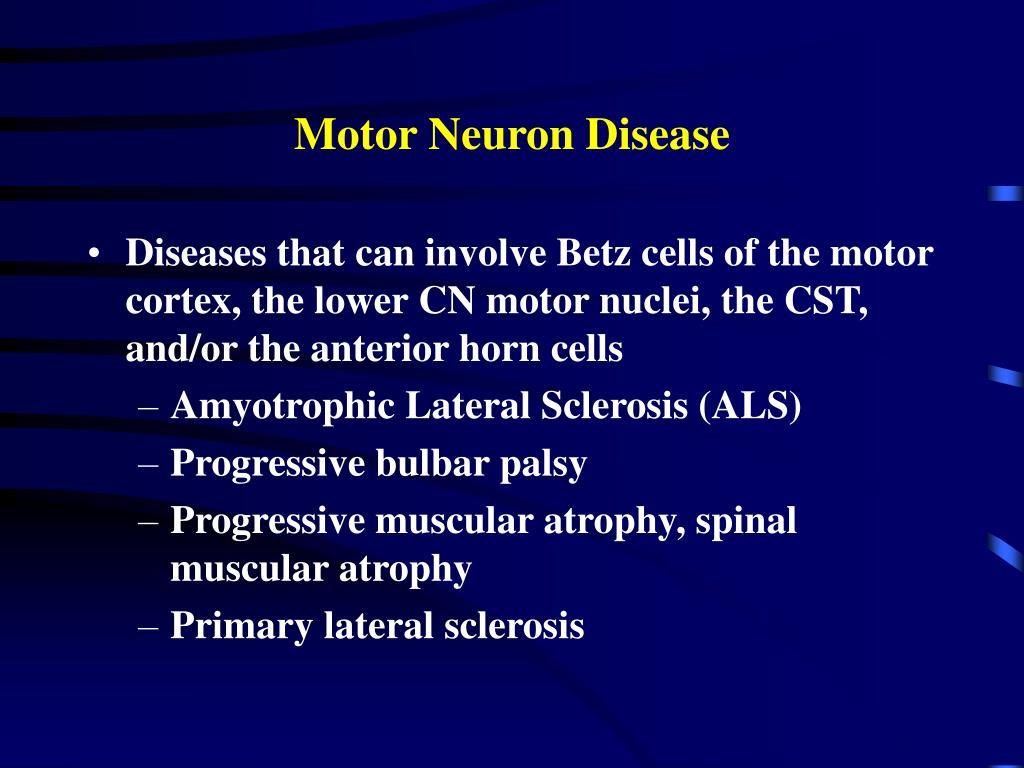 Ppt Neuromuscular Disease Powerpoint Presentation Id