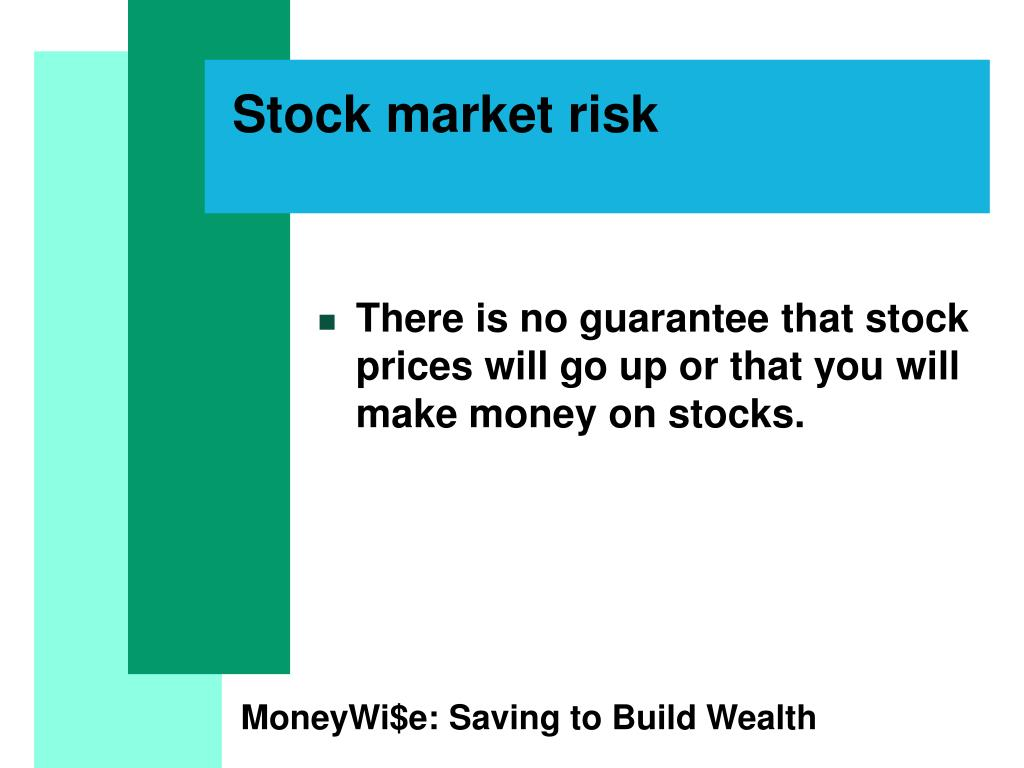 Stock market risk