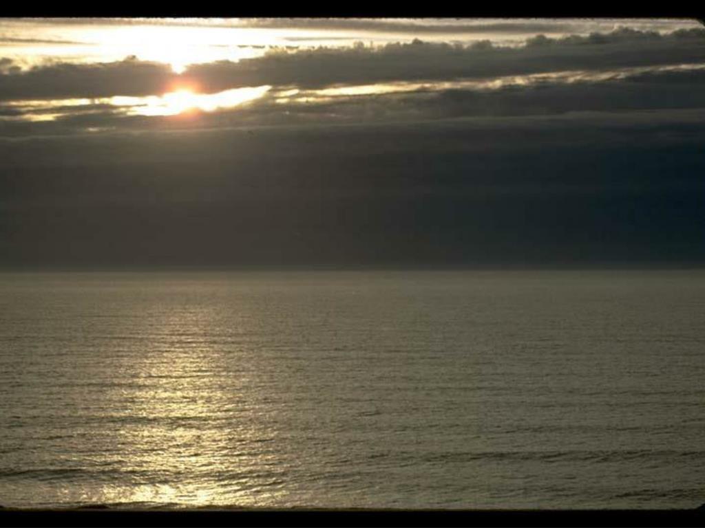 11. Sun on Water