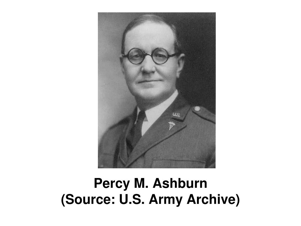 Percy M. Ashburn
