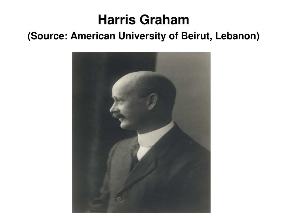 Harris Graham