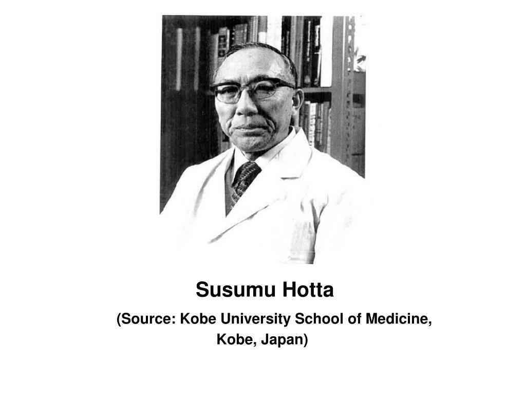 Susumu Hotta